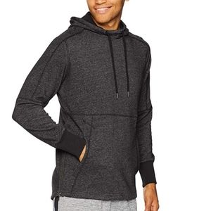 Under Armour Mens UA Speckle Terry Hoodie Gray NWT